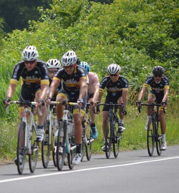 Summit Cycling Club of New Jersey - Sunday, Weekday